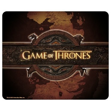 GAME OF THRONES - Mauspad - Logo & Card AbyStyle
