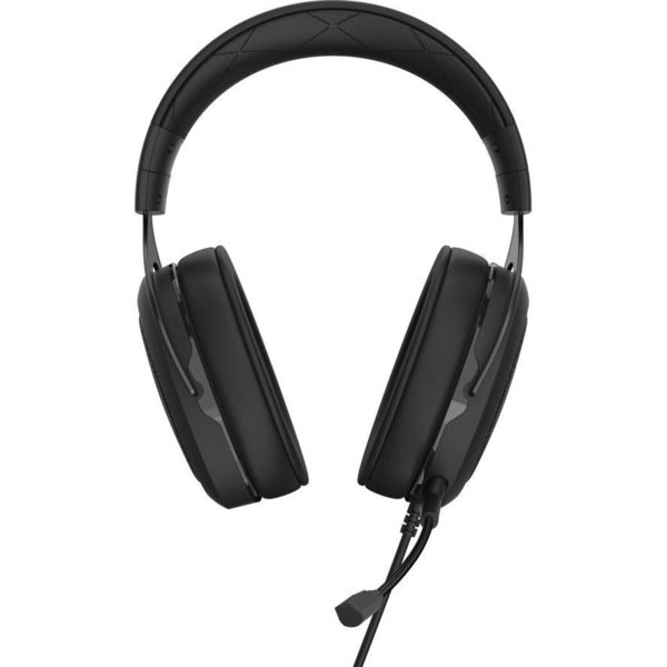 Headset CORSAIR HS50 PRO Stereo Gaming Headset Carbon